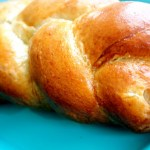 Cinnamon Apple Stuffed Challah