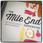 WJWE Reviews The Mile End Cookbook