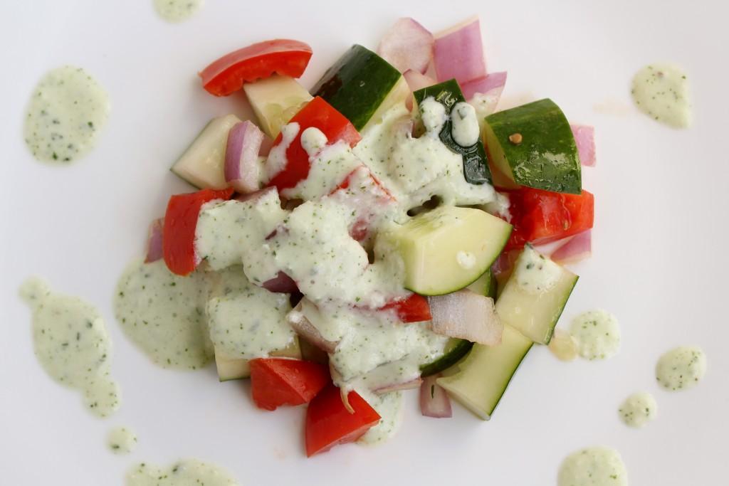 Tzatziki Salad Dressing