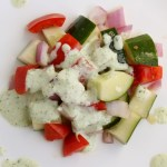 Tzatziki Salad Dressing