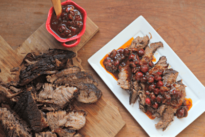 Whiskey Braised Brisket