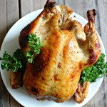 honey horseradish chicken for Passover
