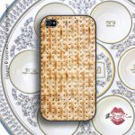 Giveaway: Passover Matzo / Matzah – iPhone Case!