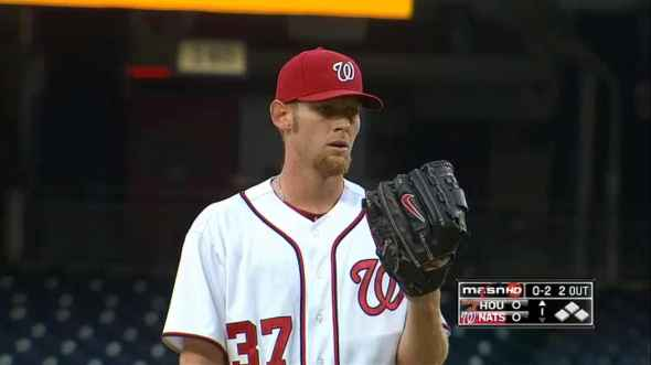 stephen strasburg glove model