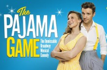 The Pajama Game. Shaftesbury Theatre.