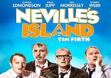 Neville's Island at the Duke of York Theatre