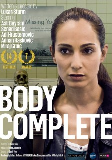 Bayram as the lead role in Body Complete.
