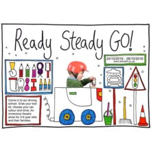 Ready Steady Go! The Driving School