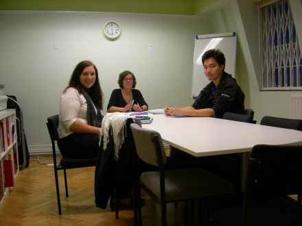 French Pre-Intermediate Course A2 in Holborn. Oct-Dec 2016