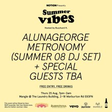 NOTION SUMMER VIBES