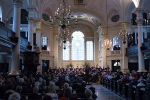 Brahms Requiem by Candlelight