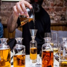 Discover the Art of Whisky Blending