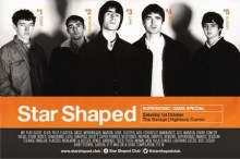 Star Shaped Club – Supersonic: Oasis Special!!