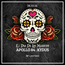 Mexican Day of the Dead Halloween Party + Boats Ft. Apollo 84
