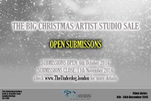 OPEN SUBMISSIONS for Xmas Art Exhibition