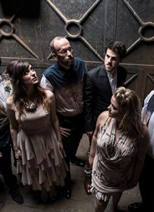 The Swingles: Folklore Album Launch with special guests Twelfth Day and EFFRA