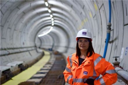 Tunnel: the archaeology of Crossrail