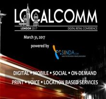 THE LOCAL DIGITAL MEDIA RETAIL CONFERENCE powered by SIINDA