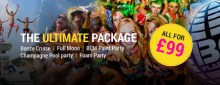 Magaluf Event Package