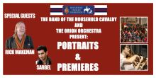 PORTRAITS & PREMIERES by The Household Cavalry Foundation