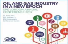 Oil and Gas Industry in a New Epoch – London 2017
