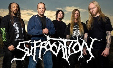 Suffocation @ The Underworld Camden