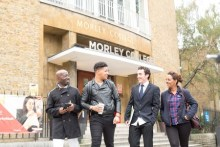 Open Day: Morley College London's Higher National Diploma Launch