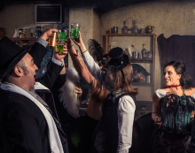 London Dungeon immersive dining experience – LATES with more BITE