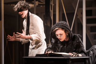 The Braille Legacy © Charing Cross Theatre