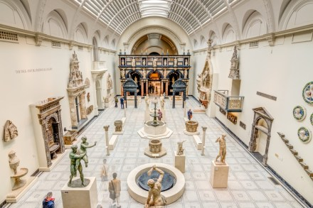 Advanced Drawing in the Victoria & Albert Museum