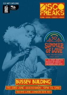 Disco Freaks Celebrate The Summer Of Love 50 Year Anniversary