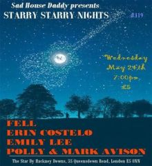 Starry Starry Nights – Hackney Downs