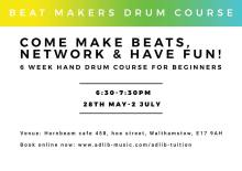 6 Weeks Beat Makers Course