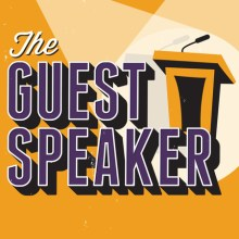 Hoopla present Suki Webster's Guest Speaker