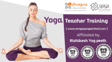 200 Hour Yoga Teacher Training in India