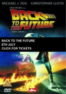 Back to the Future – Open Air Movie Screening @ The Beach Brent Cross