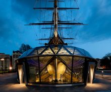 Skill Up Summer School with Grimshaw Architects and Cutty Sark