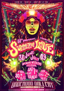 Summer Of Love 50th Anniversary