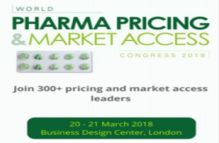 World Pharma Pricing And Market Access Congress 2018