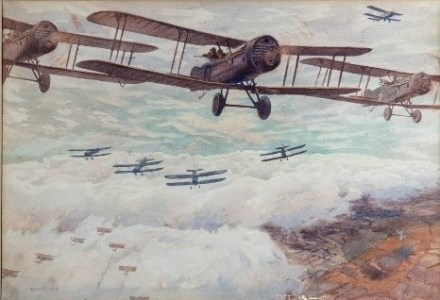 Dowding and WWI – The Making of a Commander
