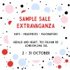 Sample SALE Extravaganza @Herald and Heart - Image 2