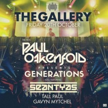 The Gallery: Paul Oakenfold Pres. Generations