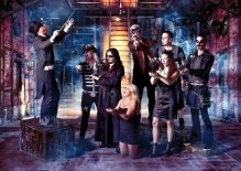 Therion at Islington Assembly Hall, London