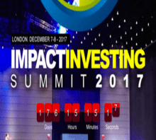 Impact Investment Banking Conference 2017