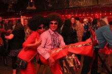 70's & 80's Disco and Funk night at the Rivoli Ballroom