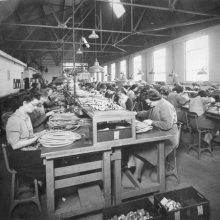 Women at Work: Then & Now, Exhibition, Enfield, Dugdale, London, Rachael Nee