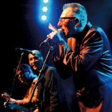 Paul Lamb and The King Snakes blues harmonica at Hideaway Jazz Club