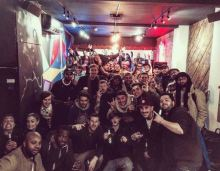 UK Beatbox Champs + DJs Takeover at Grow in Hackney Wick, London