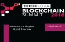 TechNOVA: Blockchain Summit 2018