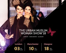 The Urban Muslim Woman Show London